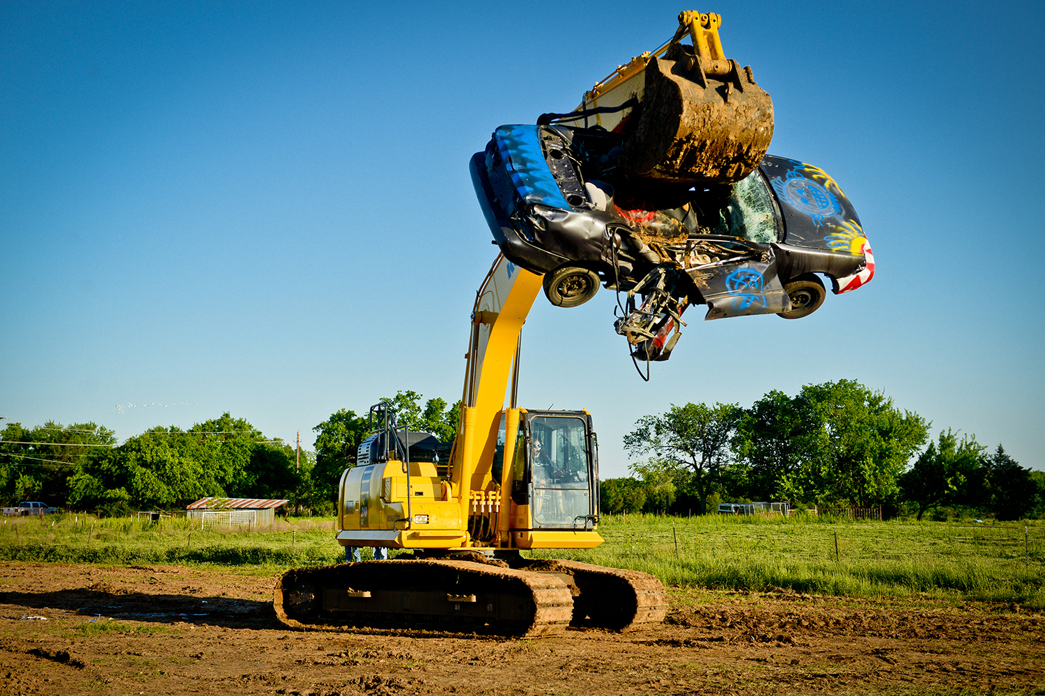 how to build a sandbox excavator